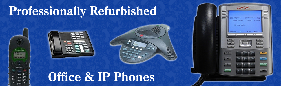 Office & IP Phones